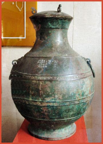 Qin Dynasty Artifacts Gallery Qin Dynasty Ar...